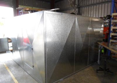 RA deep-bed filter plenum - Hbr Central