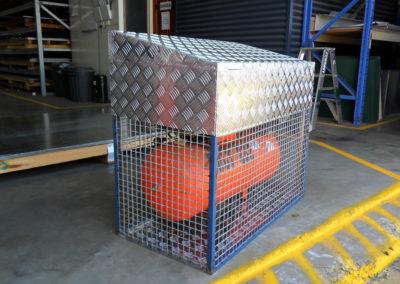 Compressor Shelter