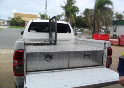 Hilux toolbox
